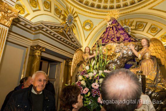 La Ruta de la Virgen de Monserrate se lleva a cabo meses después de la DANA 16