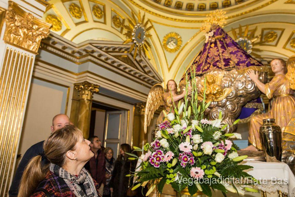 La Ruta de la Virgen de Monserrate se lleva a cabo meses después de la DANA 6