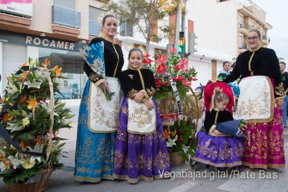 Ofrenda floral en Pilar de la Horadada 8