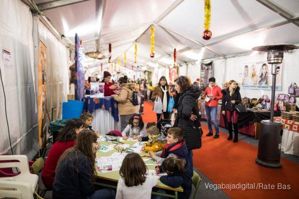 El deporte y la solidaria protagonizan la 9ª Feria de Navidad de Los Montesinos 31