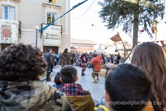 Los niños de Orihuela se trasladan al Medievo 17