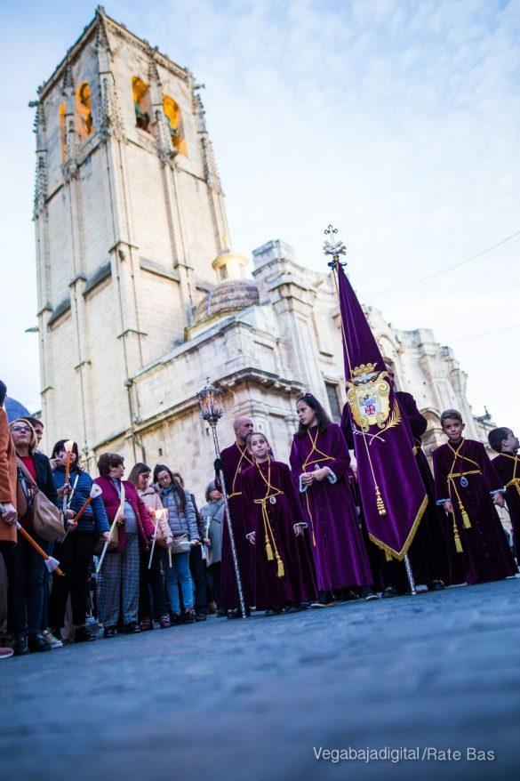 Nuestro Padre Jesús de Orihuela regresa a su camarín 18