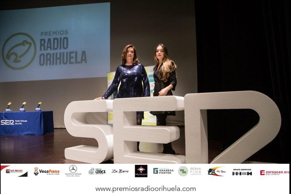 Emoción, diversión y magia en la II edición de los Premios Radio Orihuela 6