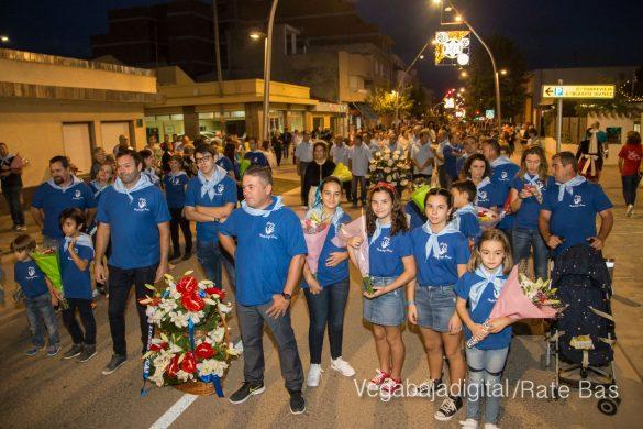 Ofrenda floral en Pilar de la Horadada 12