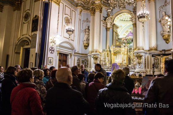 La Ruta de la Virgen de Monserrate se lleva a cabo meses después de la DANA 19