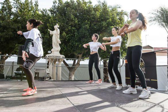 El deporte y la solidaria protagonizan la 9ª Feria de Navidad de Los Montesinos 41
