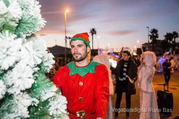 Papá Noel visita Orihuela Costa 18