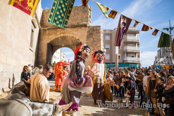 La Armengola pregona el Mercado Medieval de Orihuela 10