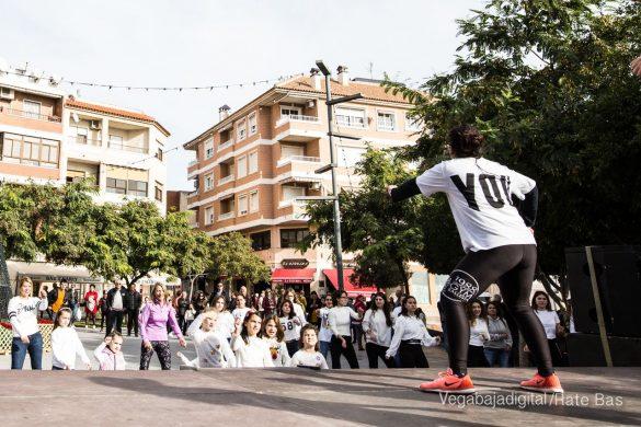 El deporte y la solidaria protagonizan la 9ª Feria de Navidad de Los Montesinos 43