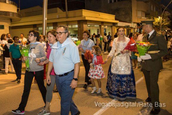 Ofrenda floral en Pilar de la Horadada 14