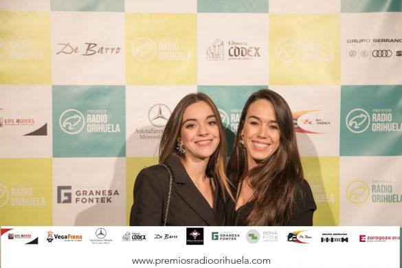 Emoción, diversión y magia en la II edición de los Premios Radio Orihuela 11