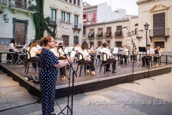 """La música refresca las """"nochecitas de Orihuela"""" 23"""