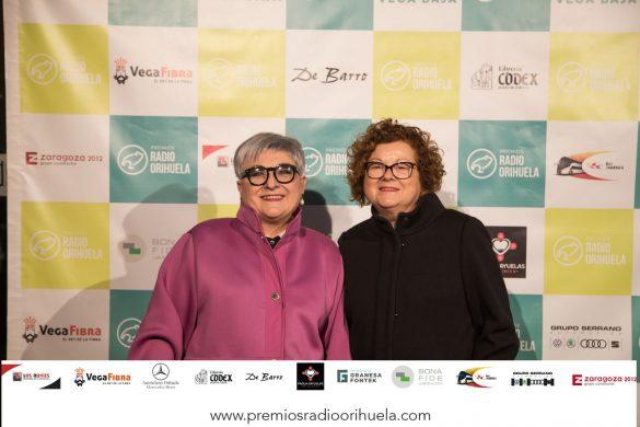 Emoción, diversión y magia en la II edición de los Premios Radio Orihuela 12