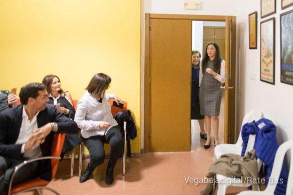 Emoción y alegría en el nombramiento de Elisa Gil como Armengola 2020 18