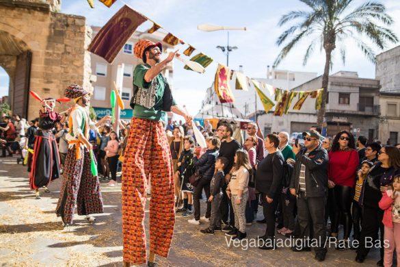 La Armengola pregona el Mercado Medieval de Orihuela 13