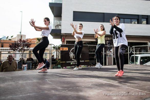 El deporte y la solidaria protagonizan la 9ª Feria de Navidad de Los Montesinos 48