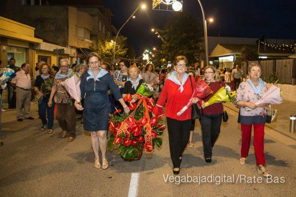Ofrenda floral en Pilar de la Horadada 20