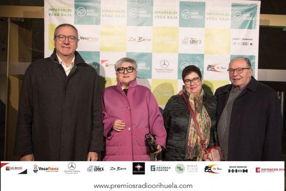 Emoción, diversión y magia en la II edición de los Premios Radio Orihuela 14