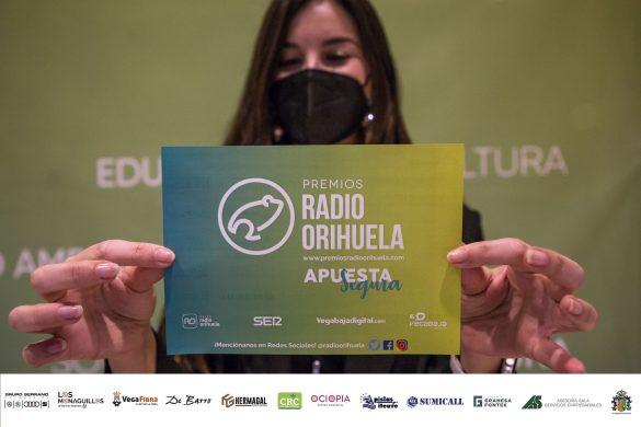 FOTOGALERÍA | Gala III Edición de los Premios Radio Orihuela 104
