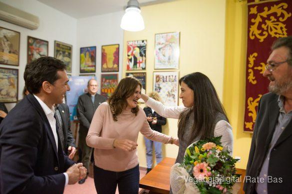 Emoción y alegría en el nombramiento de Elisa Gil como Armengola 2020 20