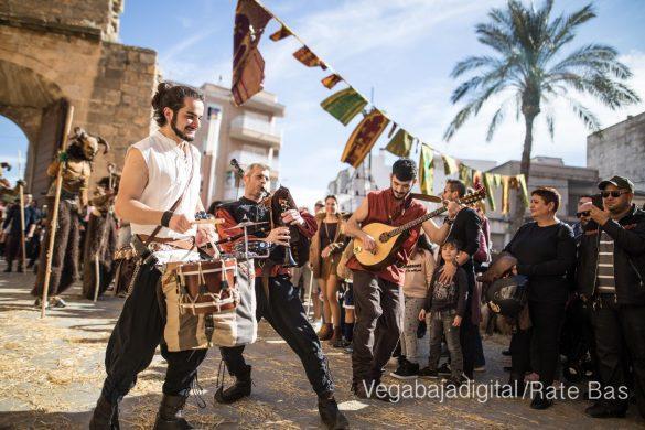 La Armengola pregona el Mercado Medieval de Orihuela 14