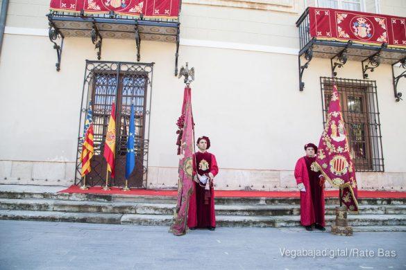 Los Reyes Felipe y Letizia visitan Orihuela 15