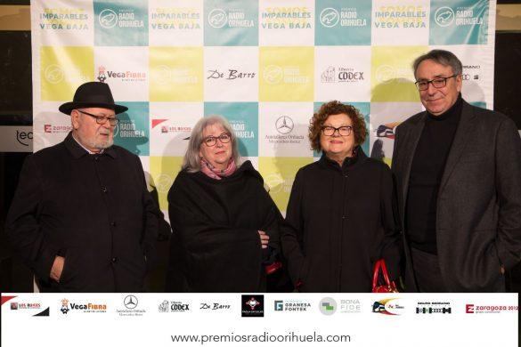 Emoción, diversión y magia en la II edición de los Premios Radio Orihuela 15