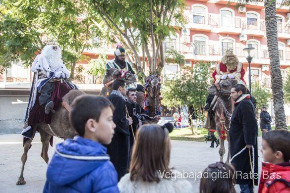 Los Reyes Magos se reencuentran con los niños de Orihuela 11
