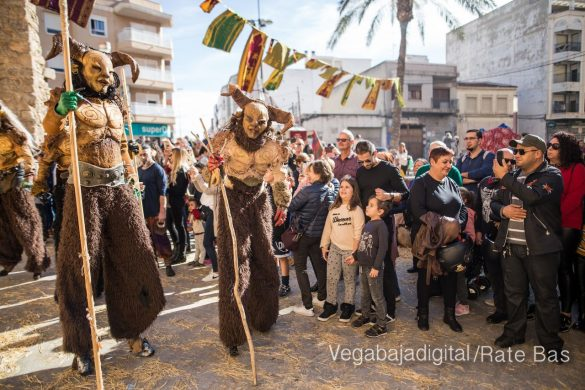 La Armengola pregona el Mercado Medieval de Orihuela 15