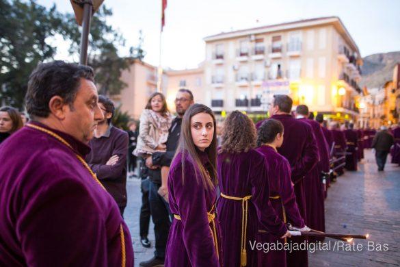 Nuestro Padre Jesús de Orihuela regresa a su camarín 27
