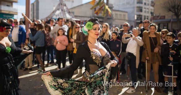 La Armengola pregona el Mercado Medieval de Orihuela 16