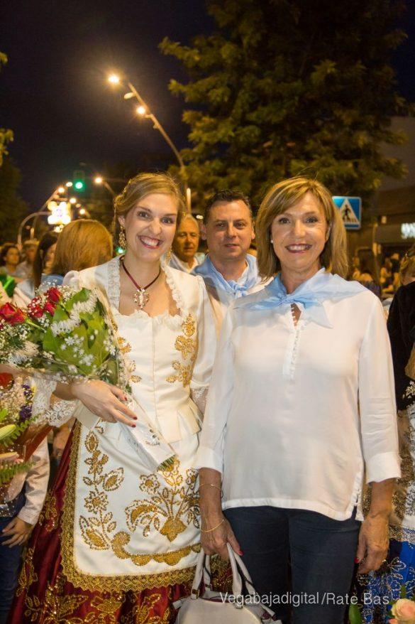 Ofrenda floral en Pilar de la Horadada 24