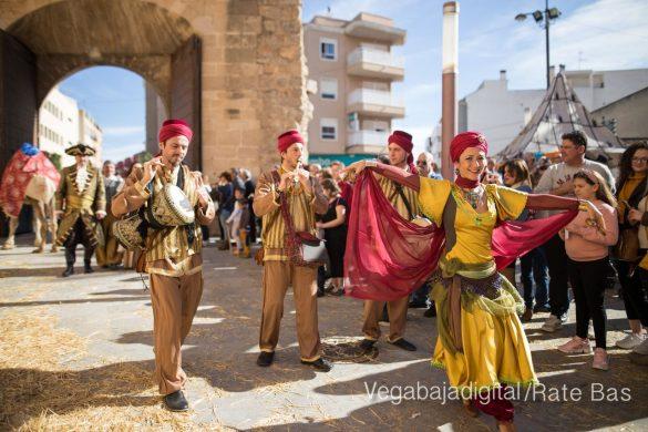 La Armengola pregona el Mercado Medieval de Orihuela 17