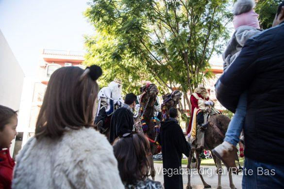 Los Reyes Magos se reencuentran con los niños de Orihuela 13