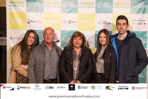Emoción, diversión y magia en la II edición de los Premios Radio Orihuela 17