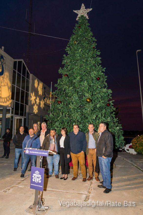 La Navidad ilumina Orihuela Costa 14