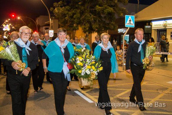 Ofrenda floral en Pilar de la Horadada 27