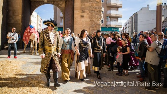 La Armengola pregona el Mercado Medieval de Orihuela 18