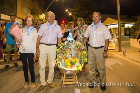 Ofrenda floral en Pilar de la Horadada 30