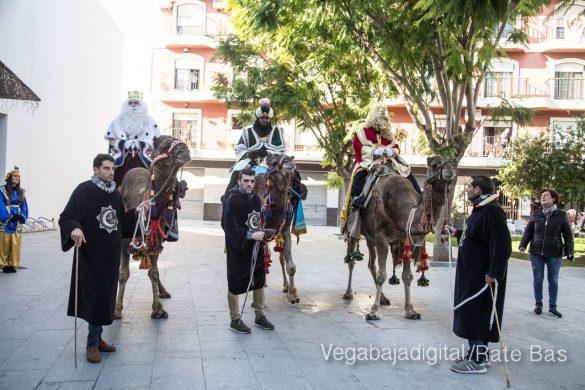 Los Reyes Magos se reencuentran con los niños de Orihuela 15