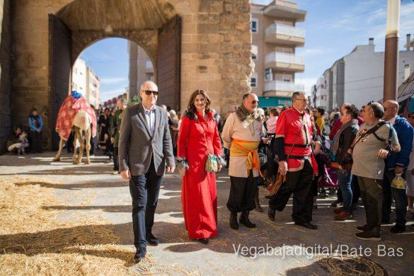 La Armengola pregona el Mercado Medieval de Orihuela 19