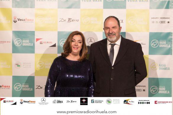 Emoción, diversión y magia en la II edición de los Premios Radio Orihuela 19
