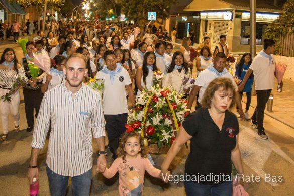 Ofrenda floral en Pilar de la Horadada 32
