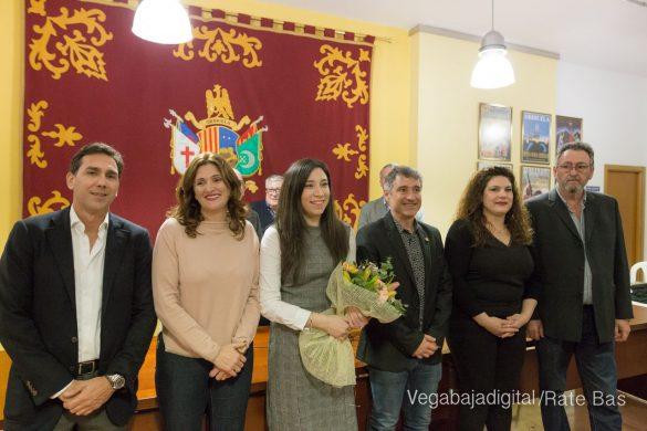 Emoción y alegría en el nombramiento de Elisa Gil como Armengola 2020 24