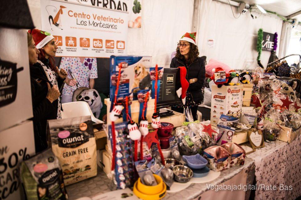 El deporte y la solidaria protagonizan la 9ª Feria de Navidad de Los Montesinos 6