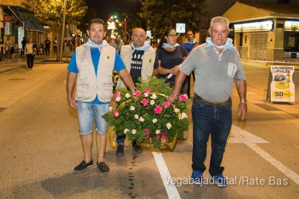 Ofrenda floral en Pilar de la Horadada 33