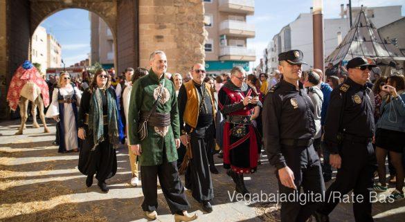 La Armengola pregona el Mercado Medieval de Orihuela 20