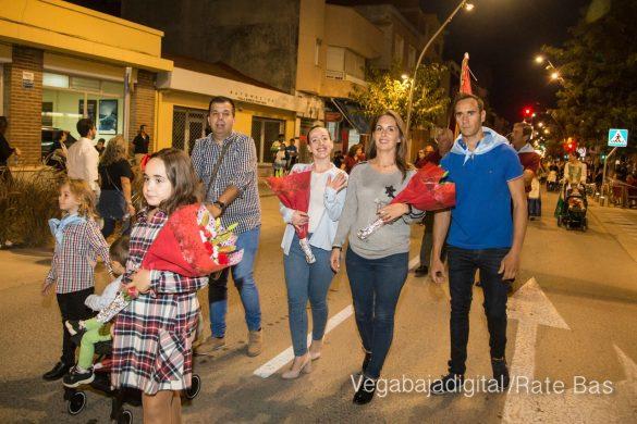 Ofrenda floral en Pilar de la Horadada 35