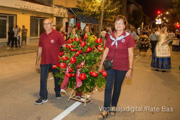 Ofrenda floral en Pilar de la Horadada 36