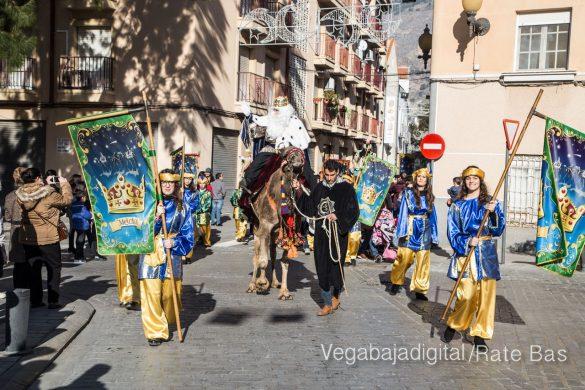 Los Reyes Magos se reencuentran con los niños de Orihuela 17